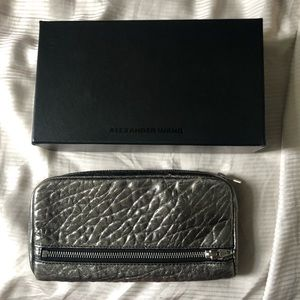 FINAL PRICE Authentic Alexander Wang Fumo wallet